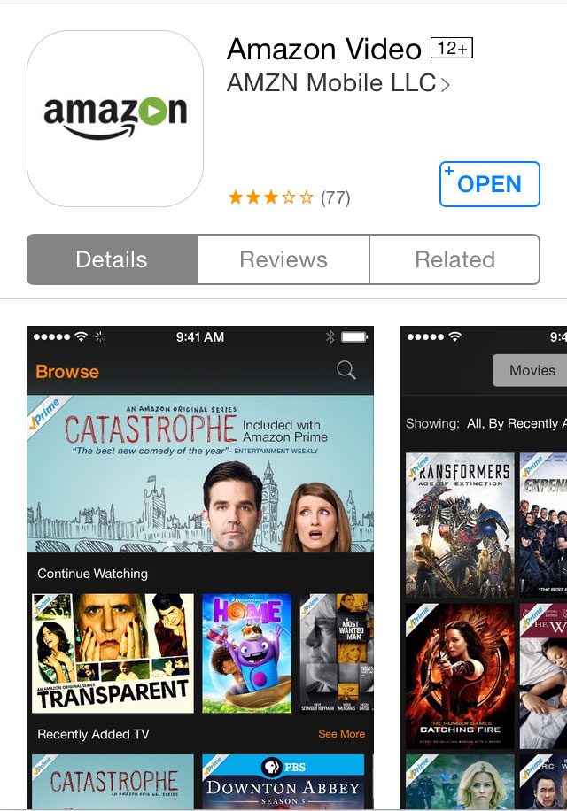 Here's how to download Amazon movies & TV shows to mobile devices