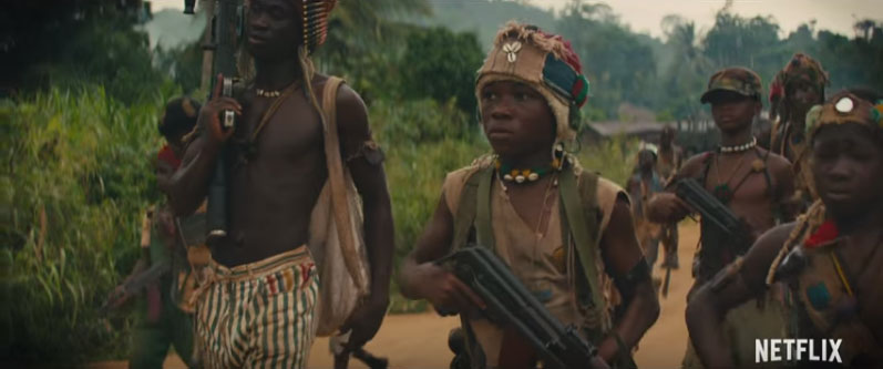 Netflix's original film 'Beasts of No Nation' main trailer released