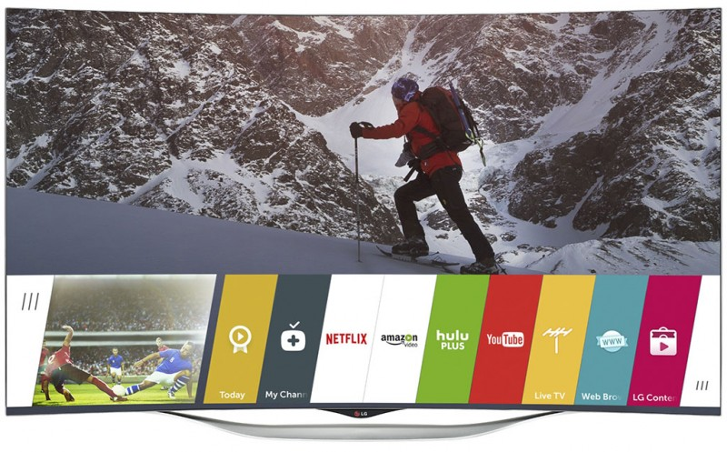 LG's Smart TV update supports 4k from DIRECTV