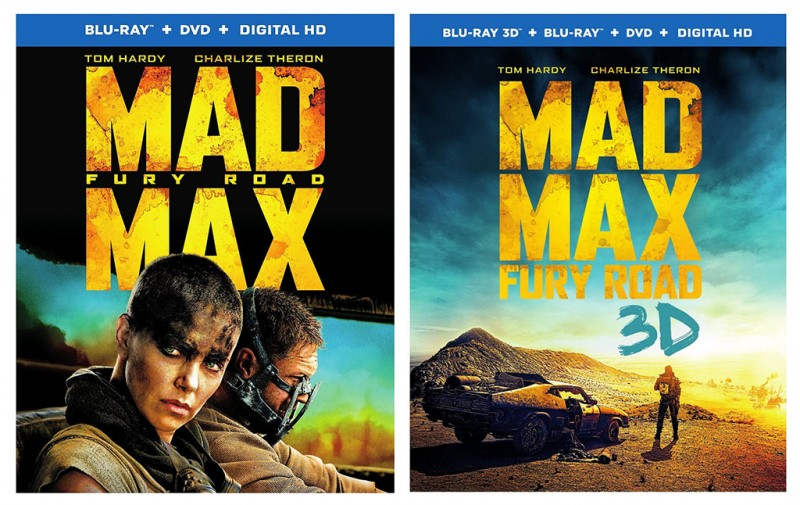 New on Blu-ray: Mad Max: Fury Road, Star Wars Rebels, Vampire Diaries S6