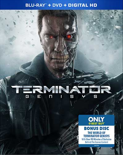 Image: Terminator Genisys Only @Best Buy Exclusive