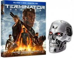 'Terminator Genisys' releasing to several Exclusive Blu-ray Editions