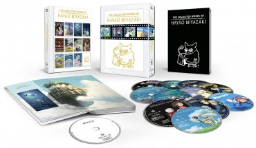 Amazon Exclusive: The Collected Works of Hayao Miyazaki