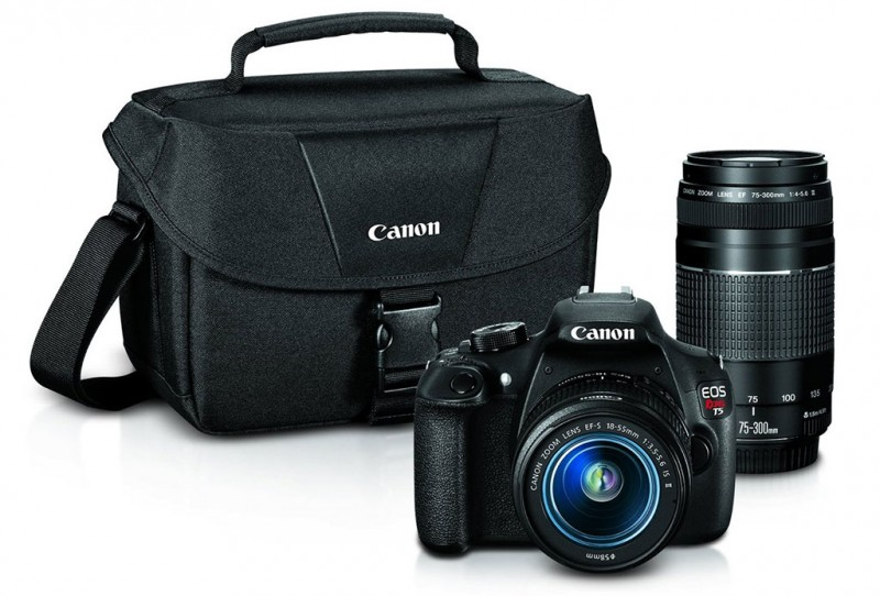 Deal Alert: Canon EOS Rebel DSLR Kit just $399 + Free Accessories