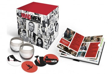 Mad Men: The Complete Collection arrives on Blu-ray Disc