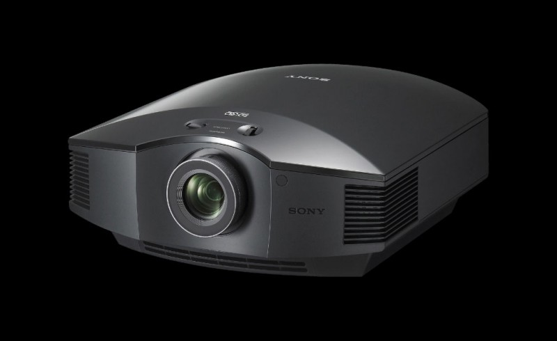 Sony's new home theater projectors feature native 4k resolution