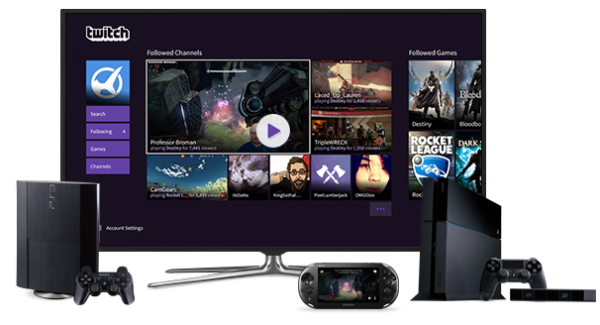 Twitch-PS4-viewing