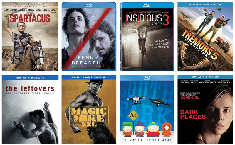 New on Blu-ray: Penny Dreadful S2, Leftovers S1, Magic Mike XXL, & more