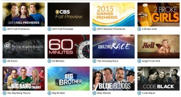 Apple TV adds CBS All Access, NBC, & M2M app channels