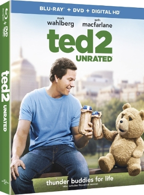 'Ted 2′ Blu-ray & Digital HD release dates announced