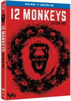 '12 Monkeys: Season One' Blu-ray & DVD Release Dates Announced