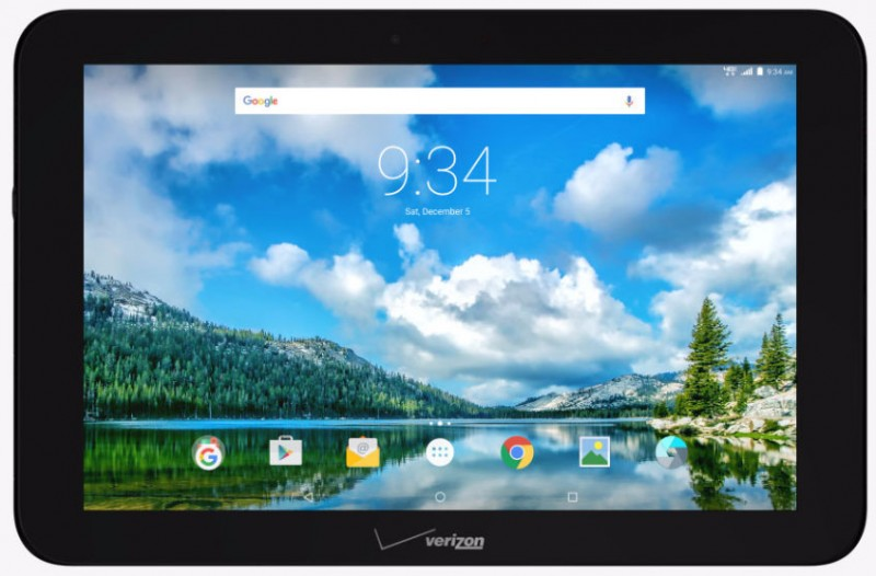 Verizon's Ellipsis 10″ Full HD Tablet is $199 with 2-Year Plan