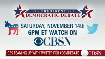 The 2nd Democratic Debate & How To Live Stream from CBS News