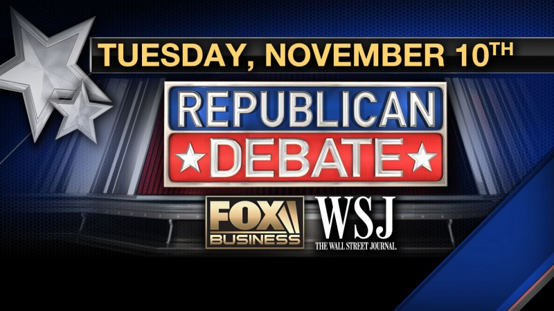 FOX Will Make the Nov. 10 Republican Debate Available to More TV Subscribers