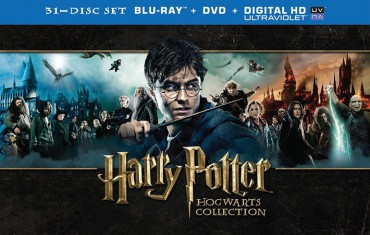 Deal Alert: Harry Potter Hogwarts Collection only $89 (List $249)