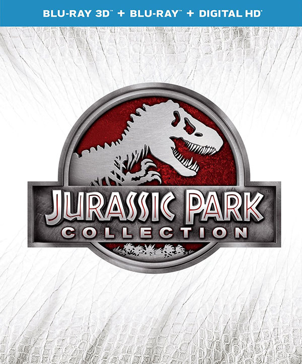 Deal Alert: Jurassic Park Collection Blu-ray Only $24.99 (Expired)