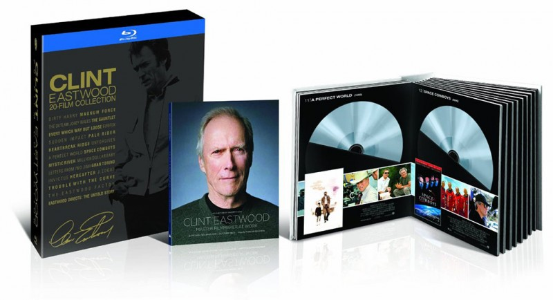 Clint Eastwood 20-Film Collection on Blu-ray only $54.96 (List: $129)