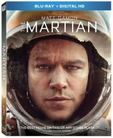 'The Martian' Blu-ray & DVD Release Dates
