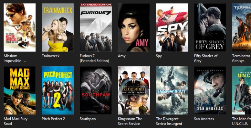 Apple iTunes Selling Recent Hit Films for $9.99 in HD