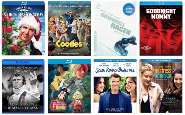 New on Blu-ray: Christmas Vacation (Re-mastered), Cooties, Downhill Racer, & more