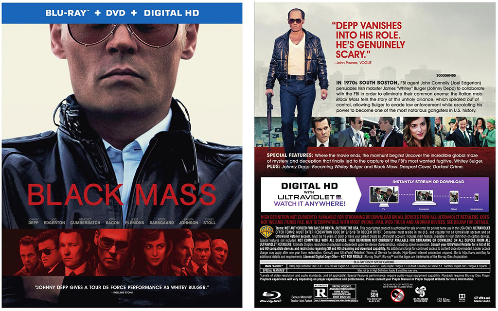 Black Mass Hd Stream