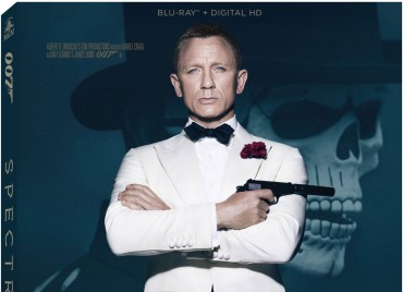 'Spectre' Blu-ray & Exclusive Edition Release Dates