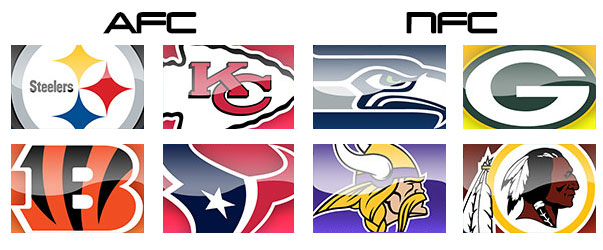 NFL Wild Card Playoff Teams & Schedule Set