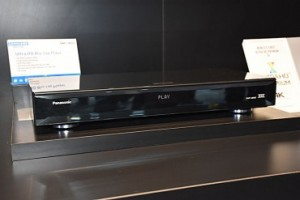 Panasonic Shows Off Ultra HD Blu-ray Player with HDR