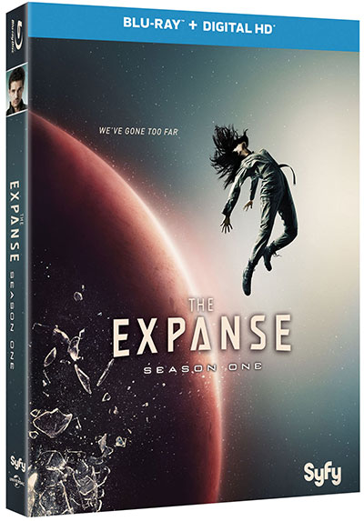 SyFy's 'The Expanse: Season 1′ Blu-ray Release Date