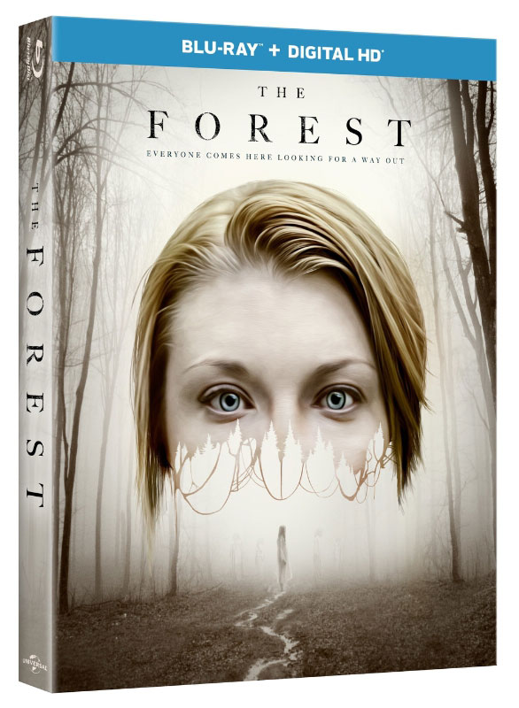 Universal's 'The Forest' Blu-ray, DVD & Digital Release Dates