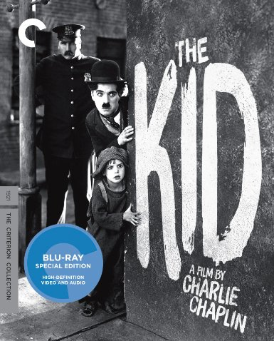 The Kid Blu-ray Criterion Collection