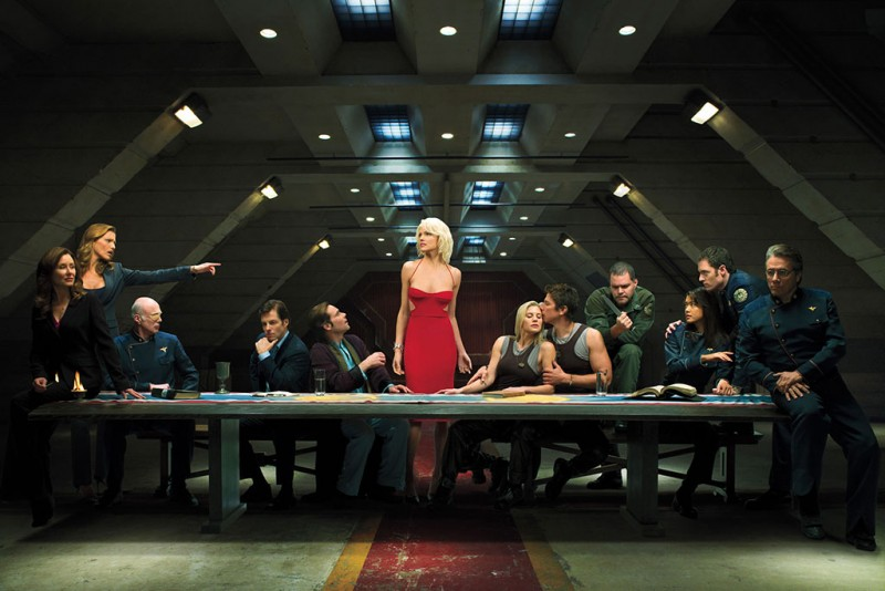 Battlestar Galactica & 12 Monkeys among New Titles on Hulu