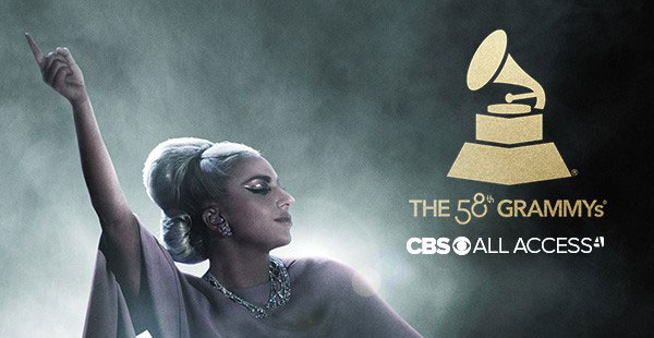 CBS to Live Stream the Grammys on All Access