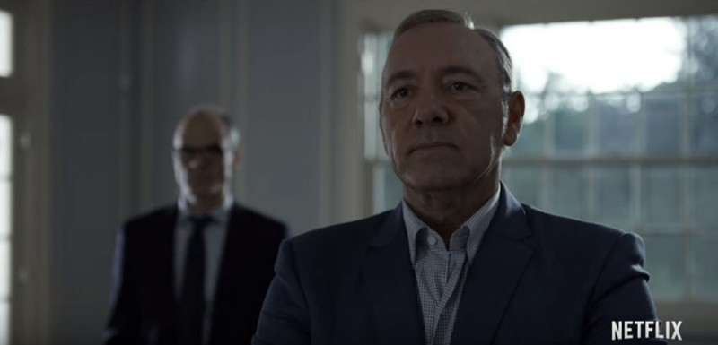 'House of Cards' Season 4 Premieres on Netflix, Streaming in 4k