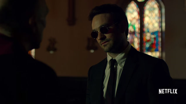 'Marvel's Daredevil' Official Season 2 Trailer Released by Netflix