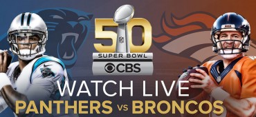 Here's How to Live Stream Super Bowl 50!