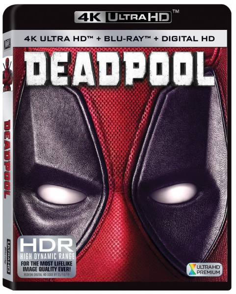 Deadpool Ultra HD Blu-ray