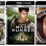 Sony Pictures to distribute Lionsgate Blu-rays, 4k Blu-rays & DVDs