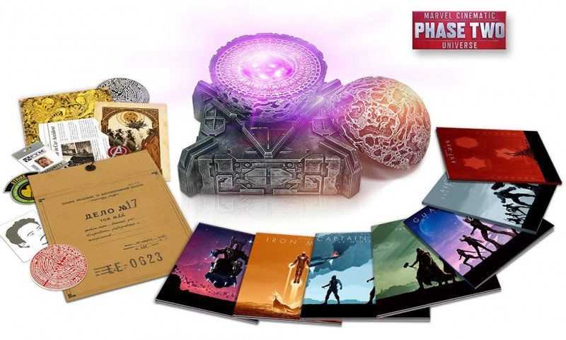 Deal Alert: Marvel Cinematic Universe: Phase Two Exclusive Blu-ray Edition