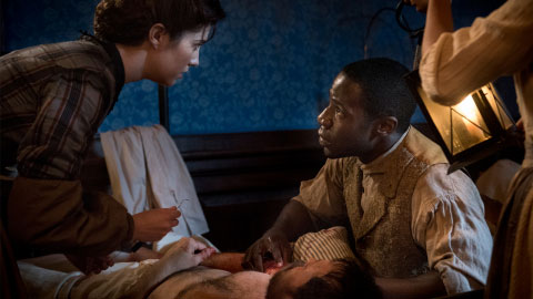 Mercy Street TV Still