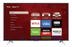 Roku TV expands 4k support to TCL brand