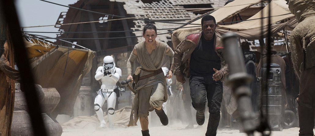 Xbox One Owners Can Now Get STARZ & Star Wars: The Force Awakens