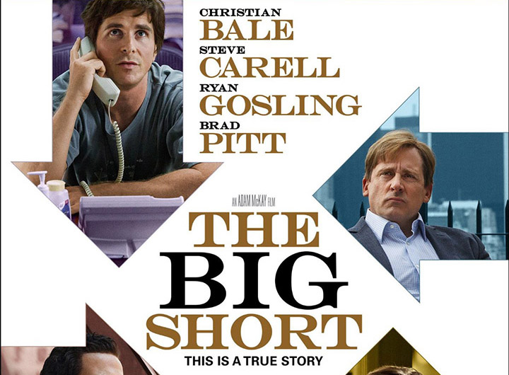 'The Big Short' releases to Blu-ray, DVD & On Demand