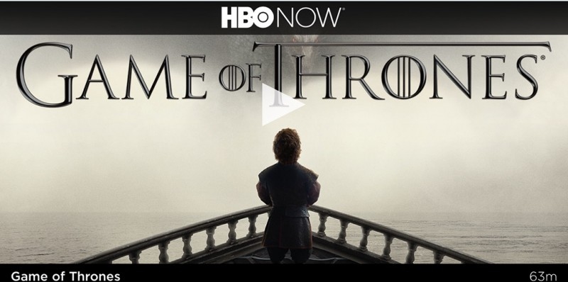Freeview: 'Game of Thrones' Episode 1 is Streaming on HBO Now