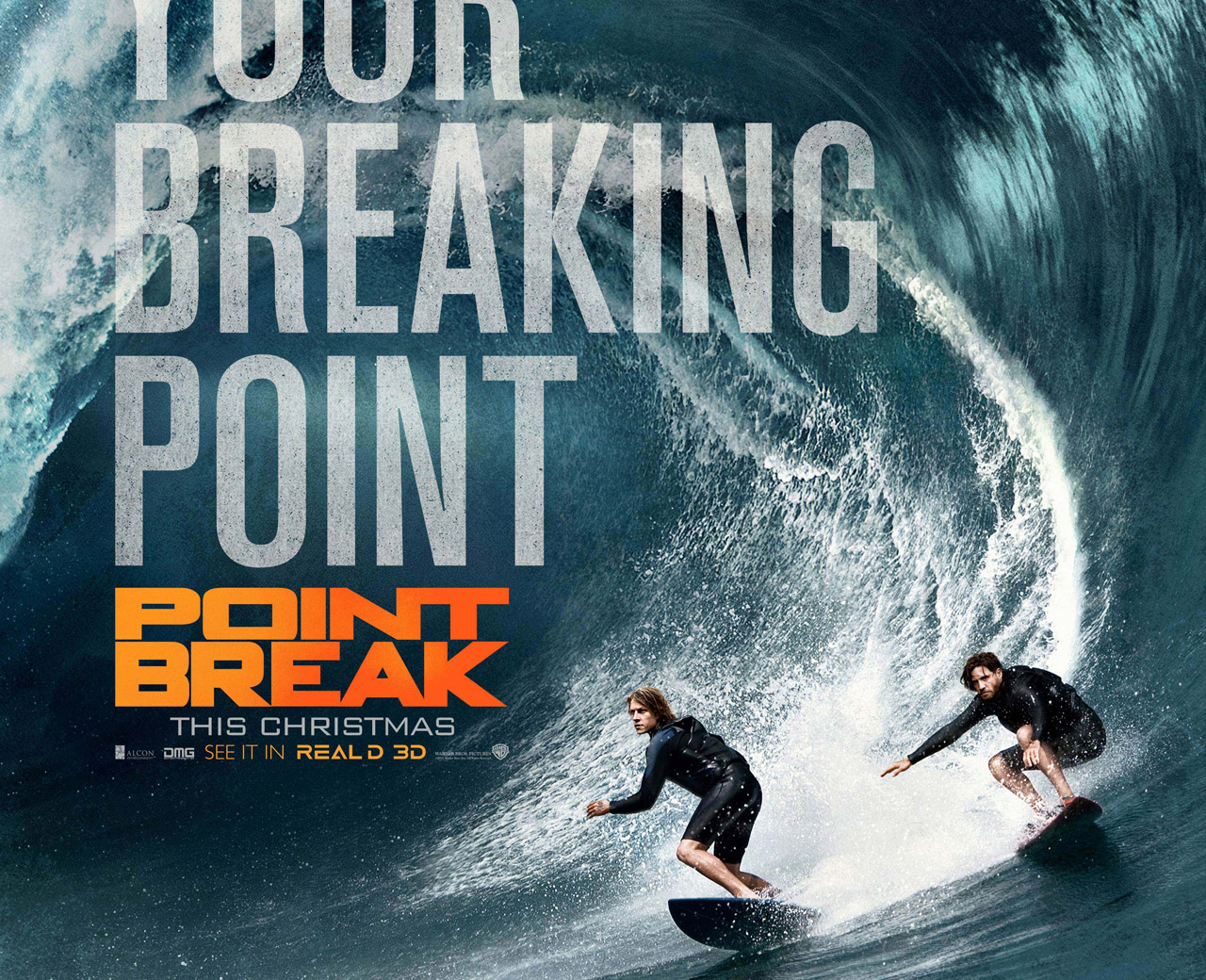 Point Break 2015 Released To Blu Ray Amp 4k Digital Uhd On