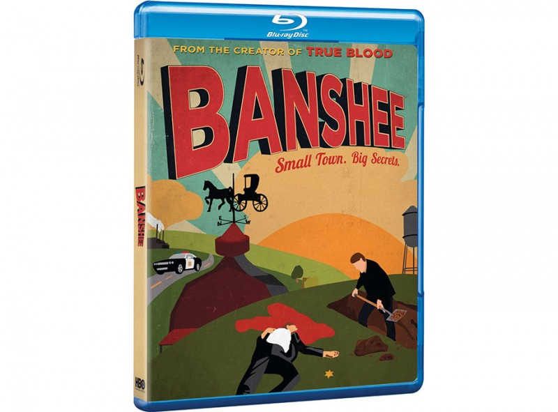 Banshee: Season 1 Blu-ray Disc Giveaway