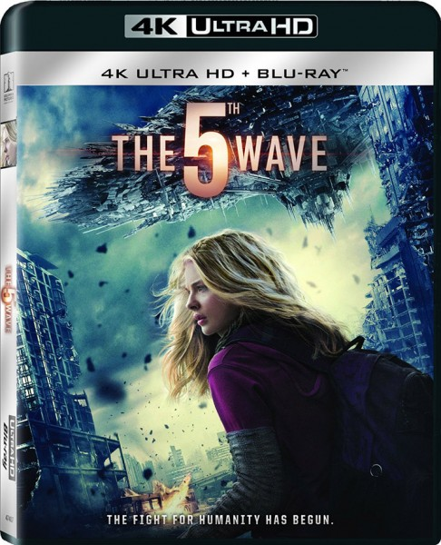 The 5th Wave Ultra HD Blu-ray 720px