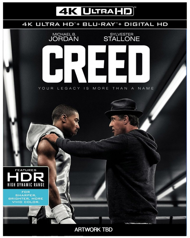 'Creed' 4k Ultra HD Blu-ray Release Date & Details