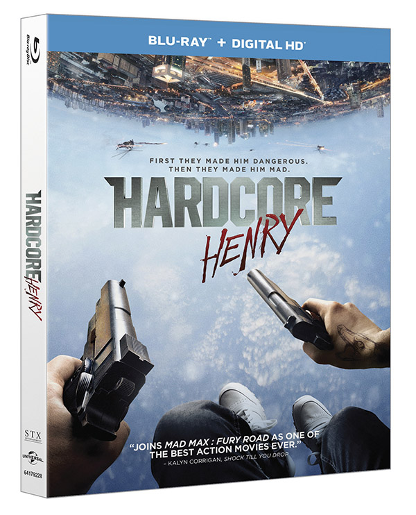 'Hardcore Henry' Blu-ray/Digital Release Dates & Details