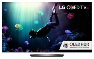 LG's New 4k OLED TVs with HDR Aren't Exactly Cheap